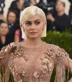 Kylie Jenner est maman
