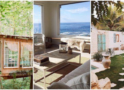 Airbnb : les 10 logements les plus likés sur Instagram
