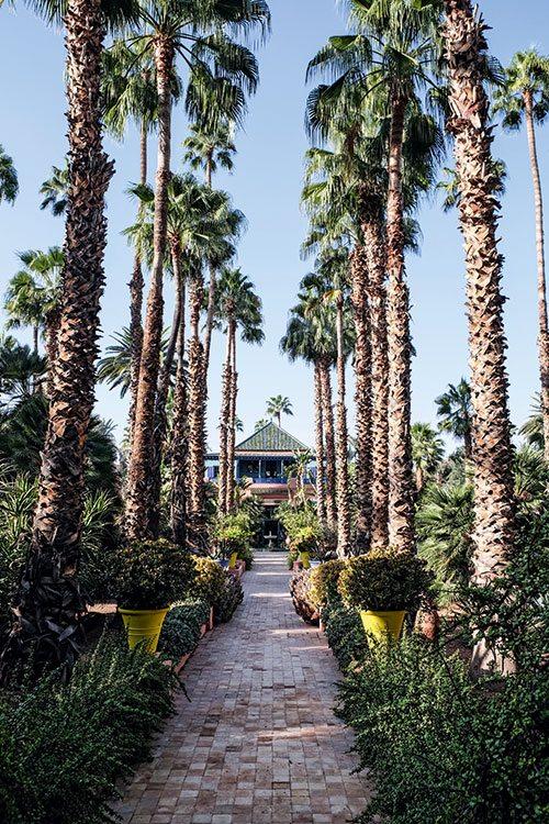 Les carnets de voyage de Céline : le Marrakech d'Yves Saint Laurent - 7