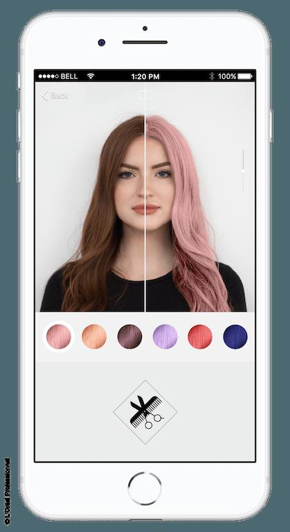 Style My Hair : l'appli qui nous permet de tout tester avant d'aller chez le coiffeur - 1