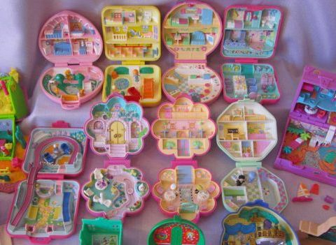 Back to the 90's : les Polly Pocket font leur grand retour !