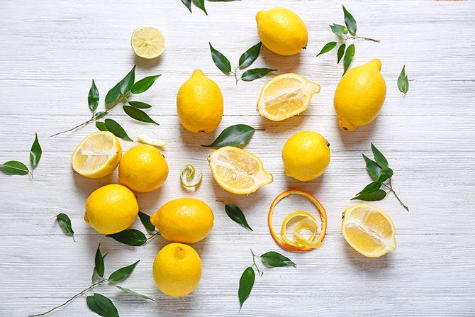 citron blanchiment dentaire