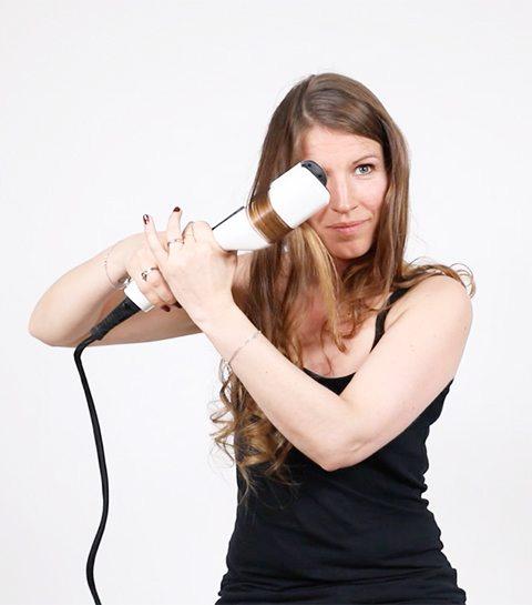 TUTO : des boucles souples et naturelles sans abîmer les cheveux (VIDEO)