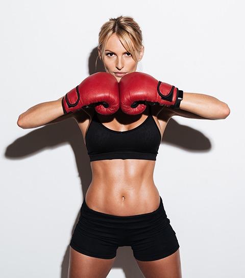 10 bonnes raisons de se mettre au kickboxing