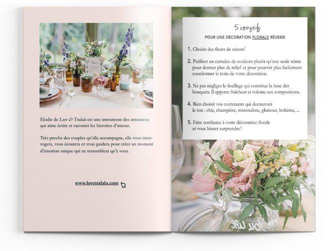 Enfin un guide ultra complet pour préparer votre mariage - 2