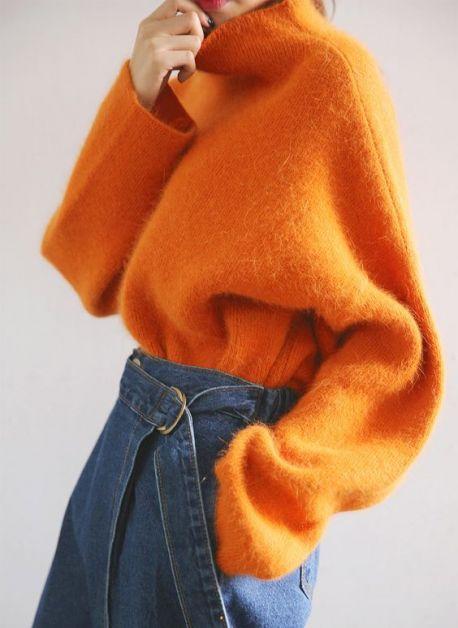 comment porter le pull