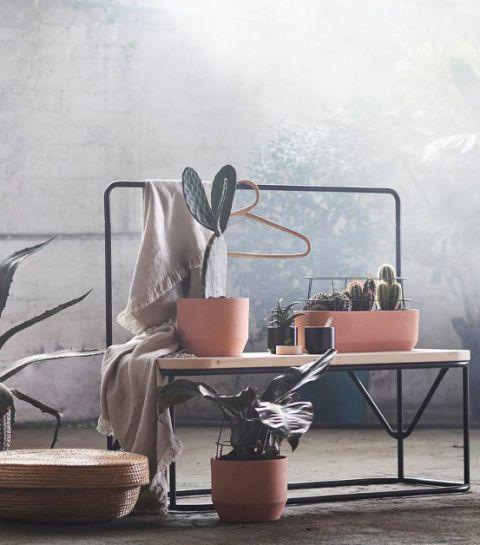 IKEA lance sa toute première gamme d'accessoires de yoga