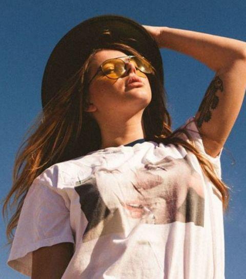 10 façons de porter le t-shirt oversized