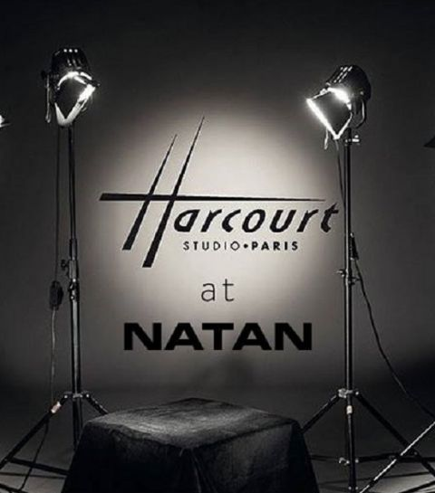 Offrez-vous un shooting Harcourt chez Natan