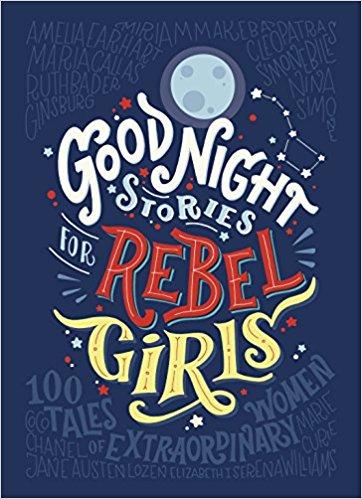 Good night stories for rebel girls: le podcast à écouter au lit - 1