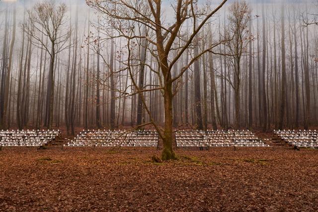 Chanel FW18 : promenons-nous dans les bois - 1
