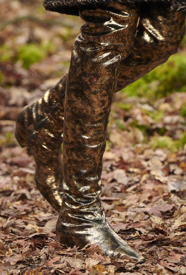 Chanel FW18 : promenons-nous dans les bois - 27