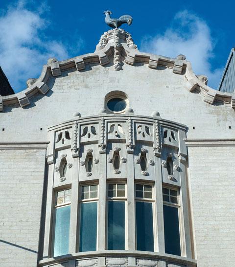Le cinéma Palace renaît de ses cendres