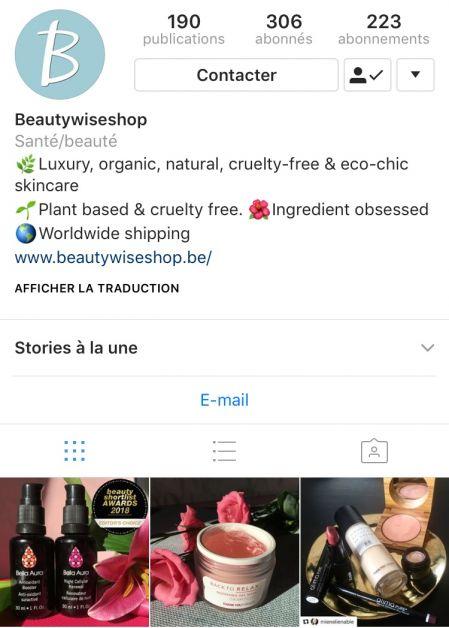 3 e-shops belges où acheter des cosmétiques vegan - 3