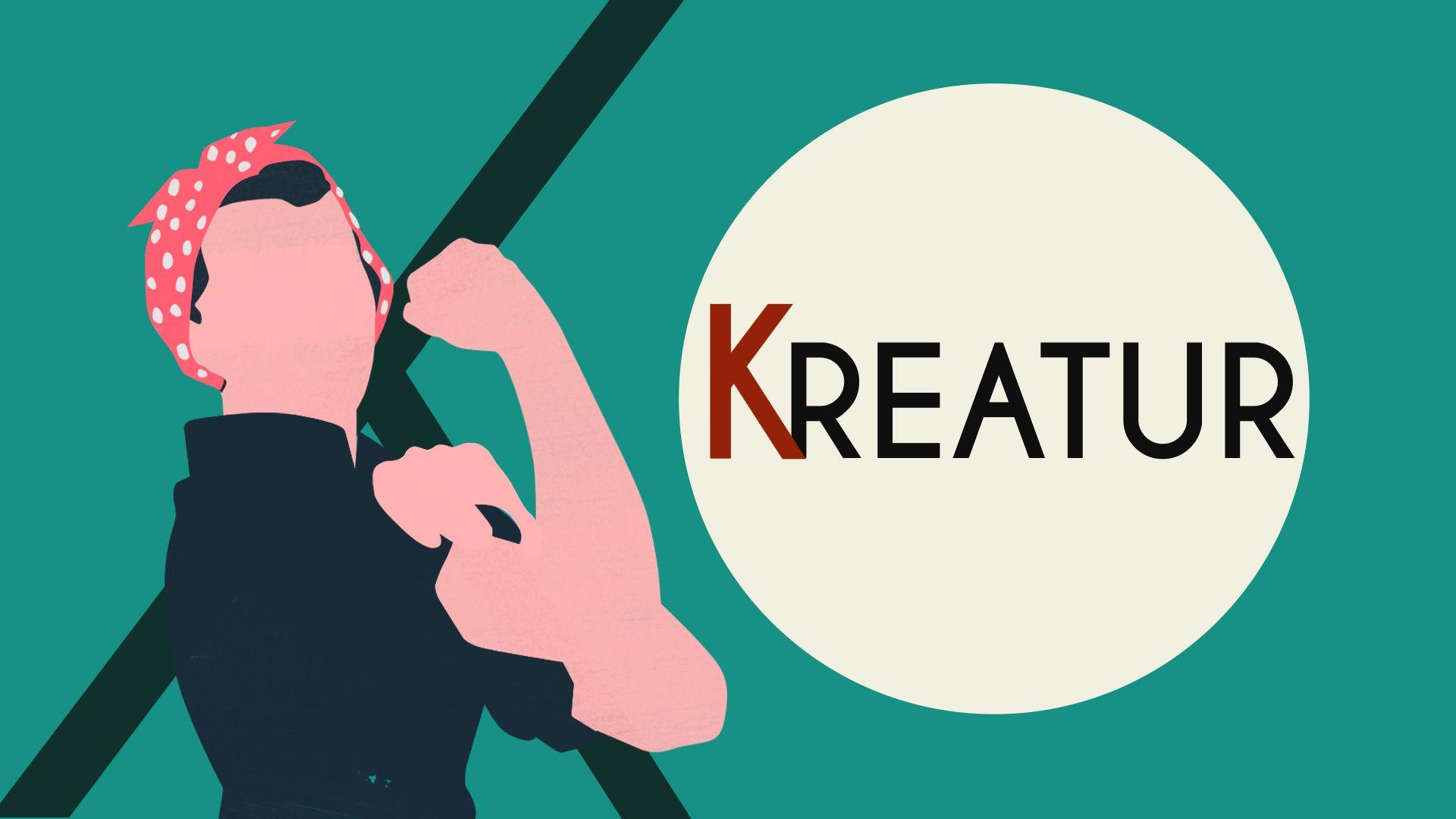 Kreatur: le nouveau webzine qui parle à toutes les filles - 1
