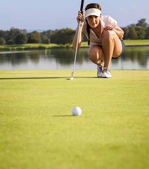 Un ELLE Ladies Day au Royal Zoute Golf Club pour débuter notre saison de golf !