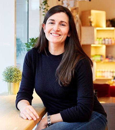Tich: le concept store et cantine vegan d'Hélène Dernouchamps