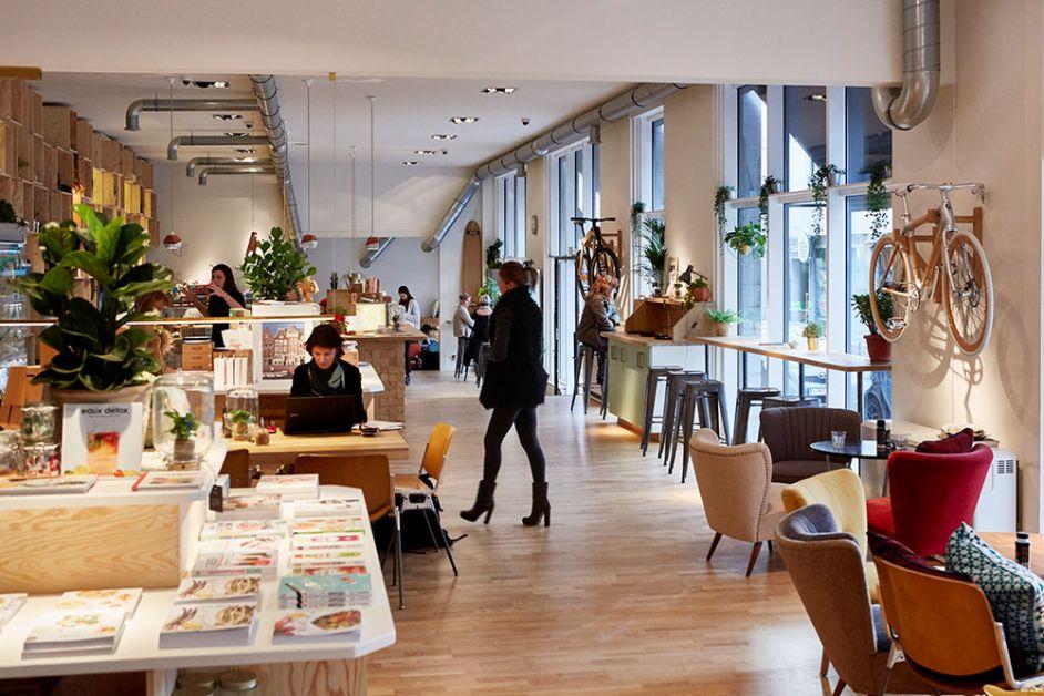 Tich: le concept store et cantine vegan d'Hélène Dernouchamps - 1