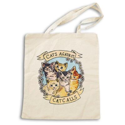 Tote_Cats-Against-Catcalls