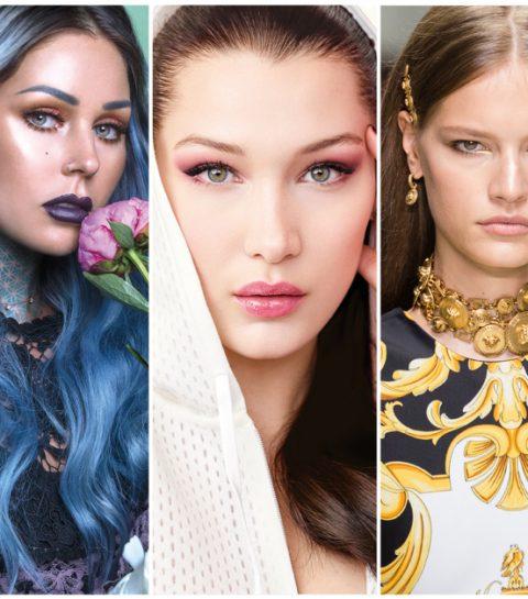 11 tendances beauté qu'on aimera en 2018