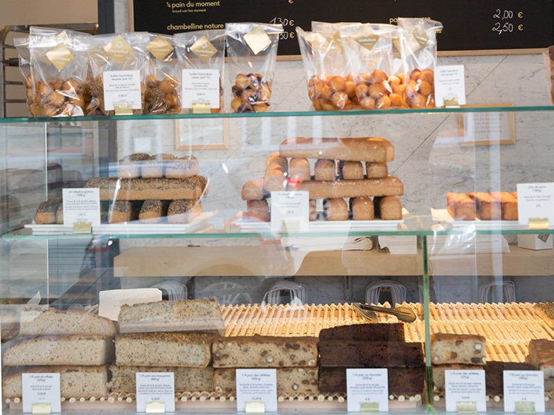 Chambelland: la boulangerie sans gluten qui ravit nos papilles
