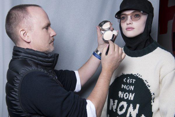 Dior crée le make-up tendance pour l'hiver prochain - 2