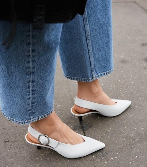 Peut-on vraiment porter des chaussures blanches ?