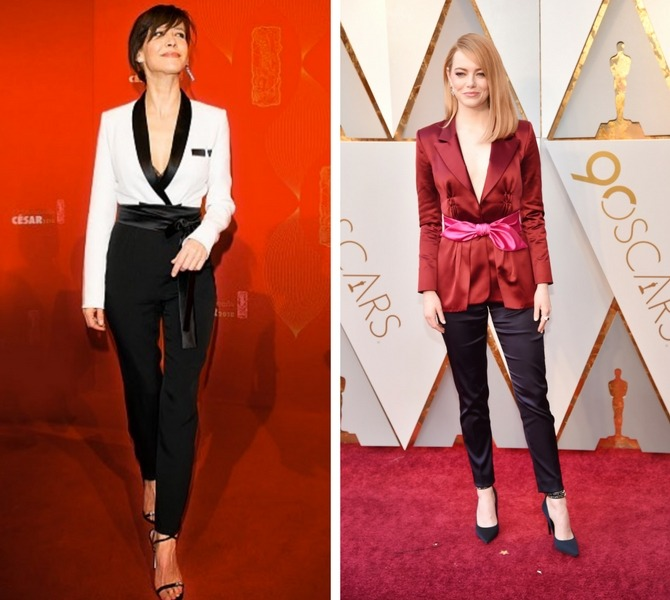 Cesar vs Oscar : la battle des plus beaux looks - 4