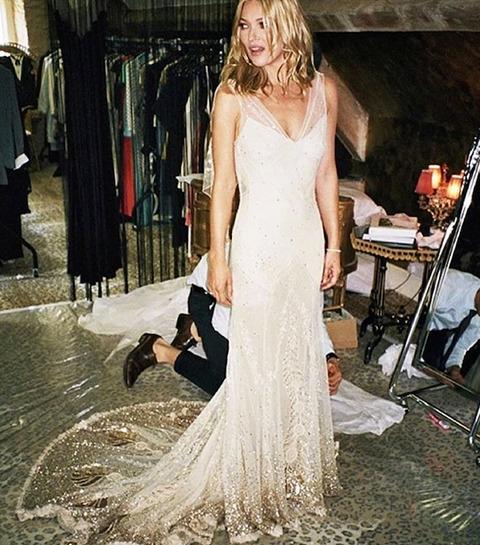 14 robes de mariée de stars qui nous inspirent
