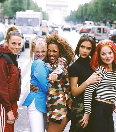 Les Spice Girls seront de retour… en super-héroines