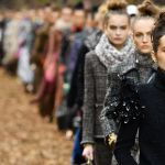 fashion week Instagram des stars