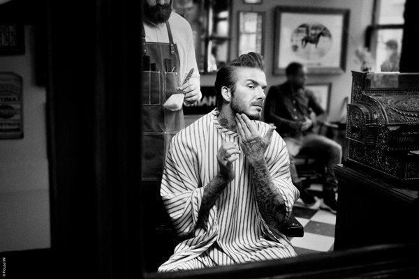 David Beckham lance sa propre ligne de soins cosmétiques - 1