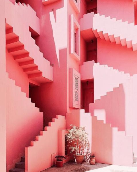 11 lieux totalement roses où passer des vacances romantiques - 2