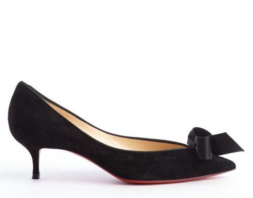Comment porter les kitten heels ? - 2