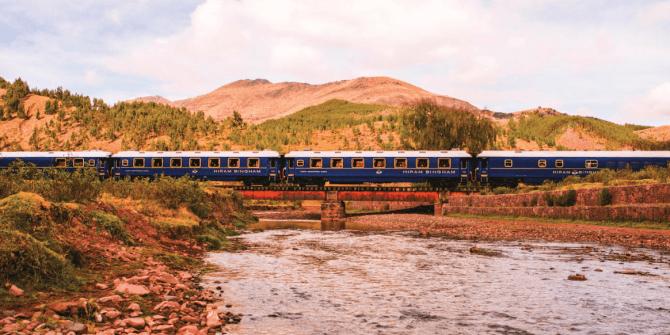 Les 10 plus beaux voyages en train à travers le monde - 25