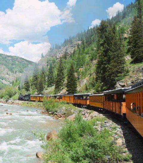 Les 10 plus beaux voyages en train à travers le monde