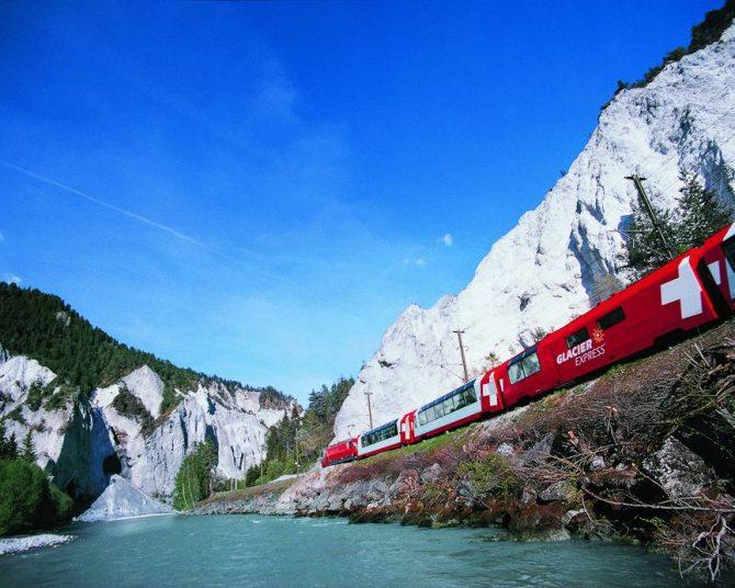 Les 10 plus beaux voyages en train à travers le monde - 21