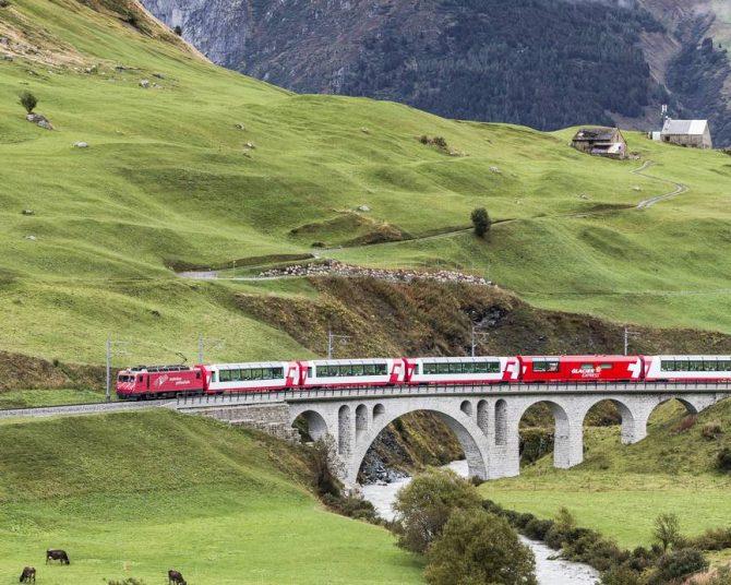Les 10 plus beaux voyages en train à travers le monde - 22