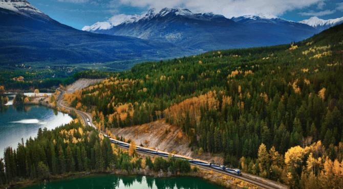 Les 10 plus beaux voyages en train à travers le monde - 12