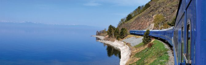 Les 10 plus beaux voyages en train à travers le monde - 2