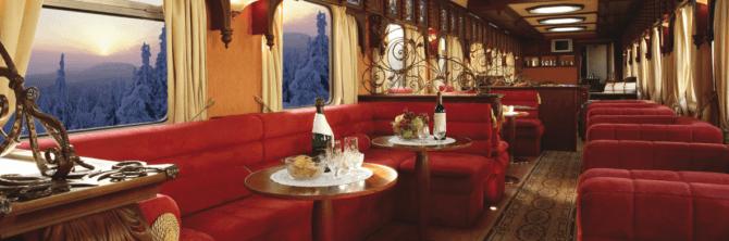 Les 10 plus beaux voyages en train à travers le monde - 1