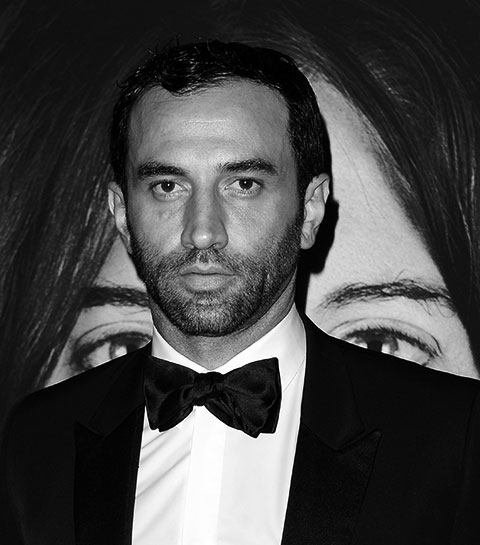 Riccardo Tisci est le nouveau directeur artistique de Burberry