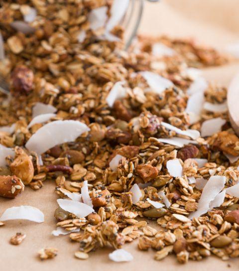 Où acheter du granola 100% belge ?
