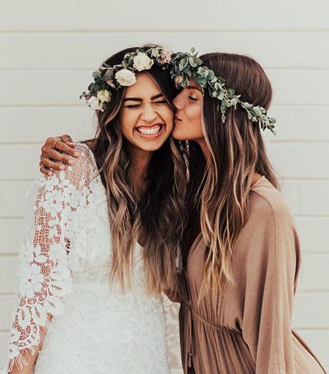Mariage : 30 couronnes de fleurs pour se la jouer belle plante
