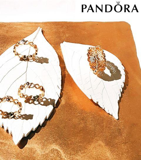 Pandora «Shine», la collection qui nous emmène déjà en été!