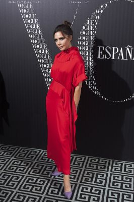 Vogue Hosts A Dinner For Victoria Beckham