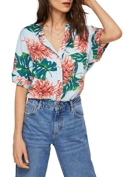 chemise Mango