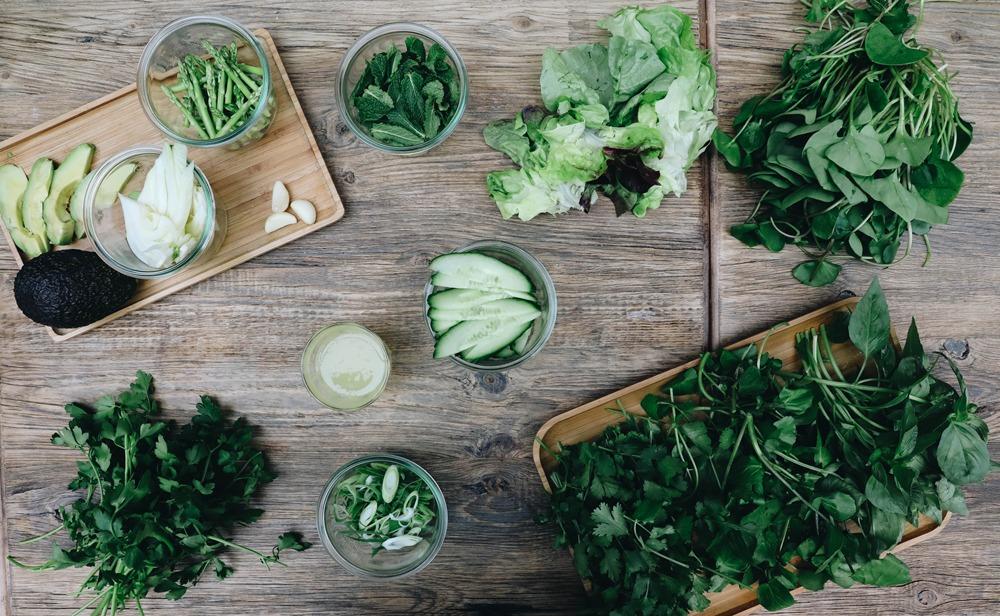 La salade vegan de la chef Yaël du Comptoir Rodin - 1