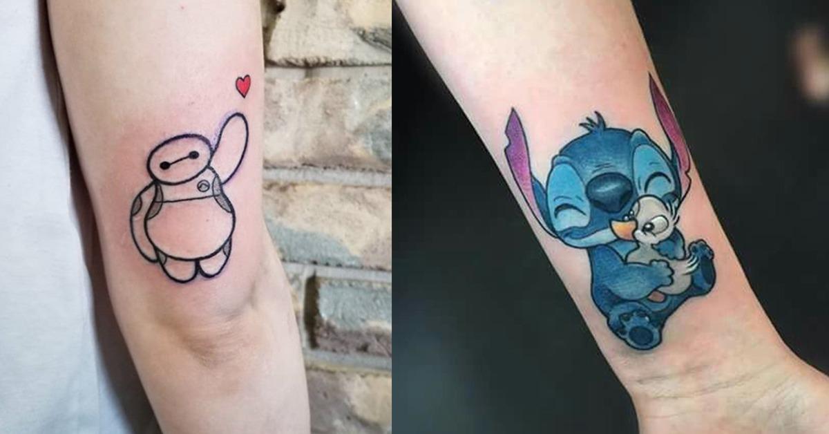 30 Tatouages Disney Pour Les Grands Enfants Elle Be