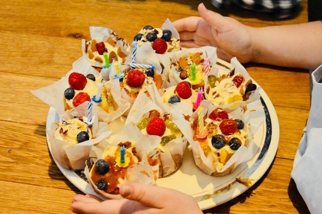 Le cours de pâtisserie des Filles: la bonne idée pour un anniversaire - 1